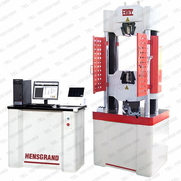 混凝土压力试验机的结构与操作方法